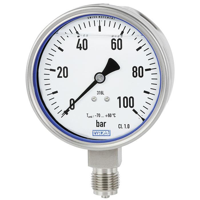 فشار سنج (manometer)