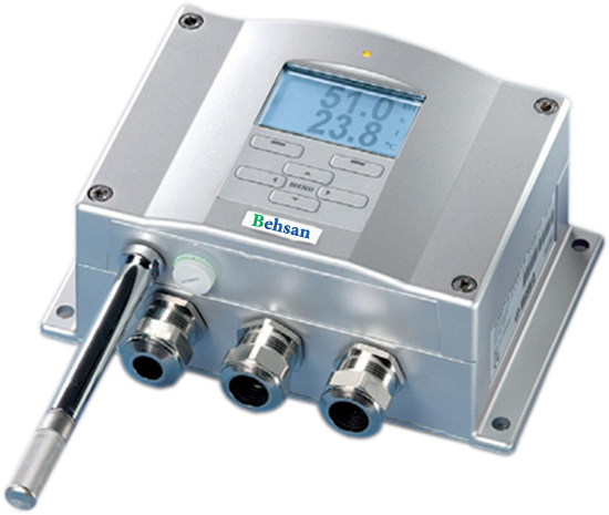 نقطه شبنم و انتقال دما ( Dew point and Temperature Transmitters )
