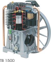 هواساز کمپرسورهای پیستونی