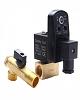 Automatic solenoid valve